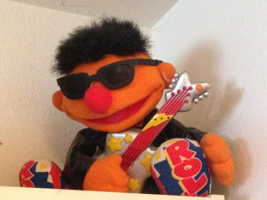 Stranger - Ernie