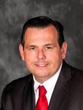 Fullerton Mayor Greg Sebourn