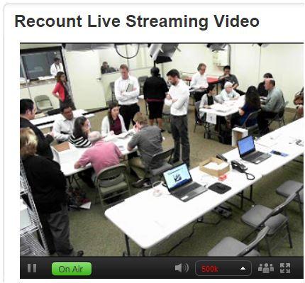 Recount, 1st Supe - Live Stream 2015-0209-1325