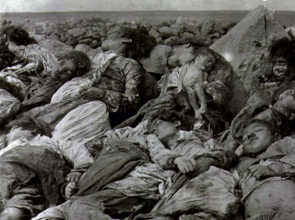 100 years later: a genocide by any other name would smell as foul.