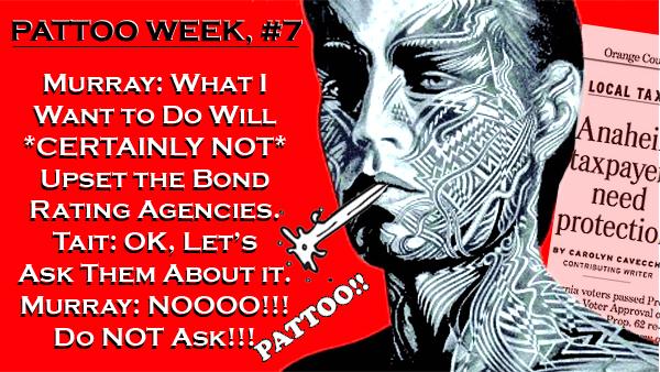 PATTOO WEEK #7