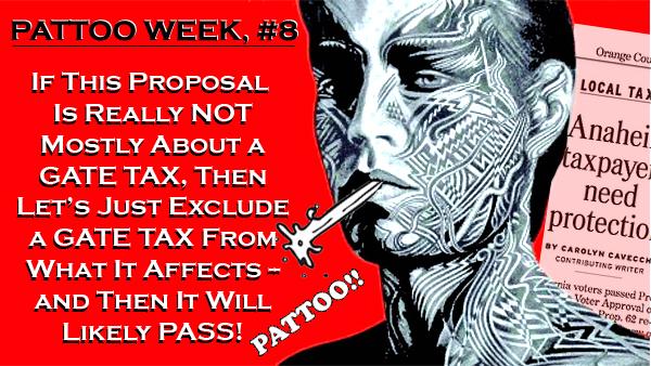 PATTOO WEEK #8