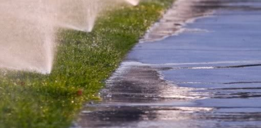 Why are Yorba Linda and Tustin such water hogs?