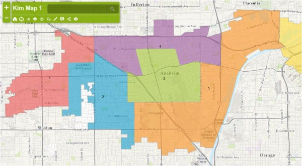 July 1 Anaheim Maps - Kim