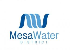 mesa water logo