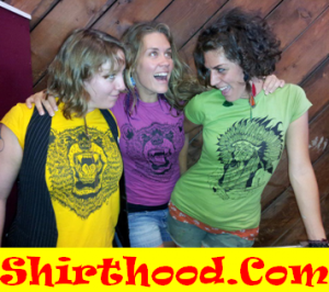 shirthood girls ad