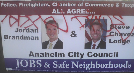 If you really wanted to keep either of them from being elected, would you endorse ONLY Duane Roberts?