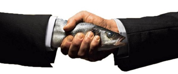 . . . Some politicians are blatantly phony, liars, duplicitous, craven jerks that almost anyone paying attention can see through without much problem. Sometimes, just one fishy handshake is enough […]
