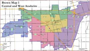 Map - Brown (flatlands)
