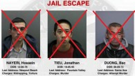. . . Well, this is an unhappy turn of events. More on this story of an apparent escape from the OC Central Men's Jail in Santa Ana as it […]