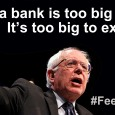 """. . . On Tuesday, Jan. 5, Bernie Sanders sent around this message entitled """"Greed, fraud, dishonesty, and arrogance.""""Itspells out his policy on the banks and the rest of the […]"""