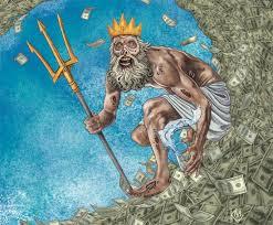 poseidon greed