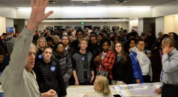New York Disenfranchised Voters