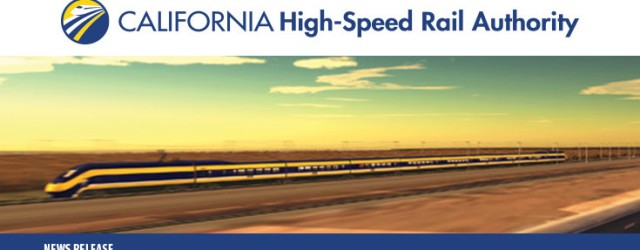 . . . This is rather odd. The High -Speed Rail authority announces ona Thursday that the public will be invited to comment on proposed changes to the year's Business […]