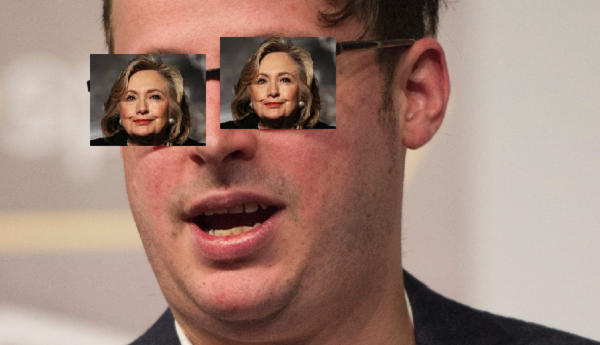 Nate Silver Blinded by Hillary