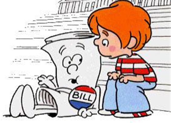 bill from schoolhouse rock