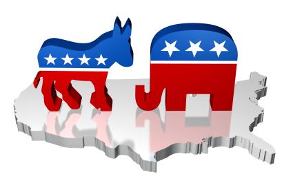 democrat repubican