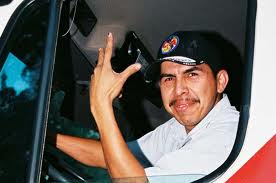 mexican driver