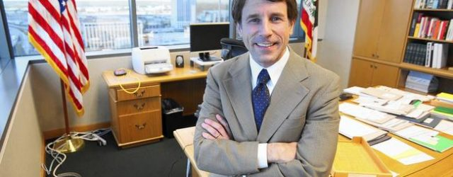 ". . . Insurance Commissioner Dave Jones, a declared candidate for Attorney General in 2018, has announced his request that the federal government apply an ancient and dormant legal principle called ""anti-trust law"" […]"