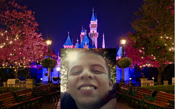 disneyland and joel acevedo