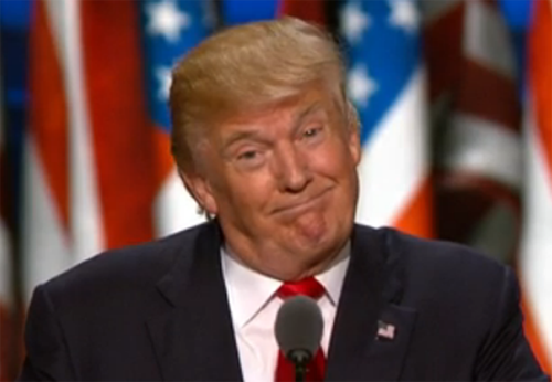 Trump is acting in a way that could lead to a GOP Presidential victory -- but without him.