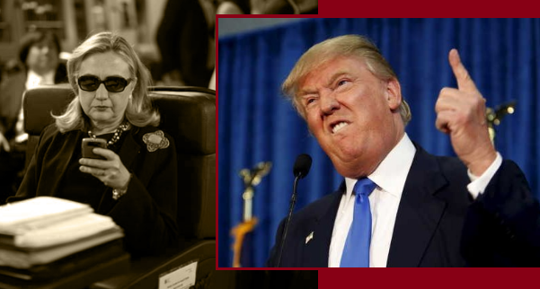 Hillary and Trumpery