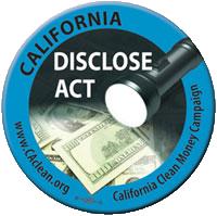 disclose act logo