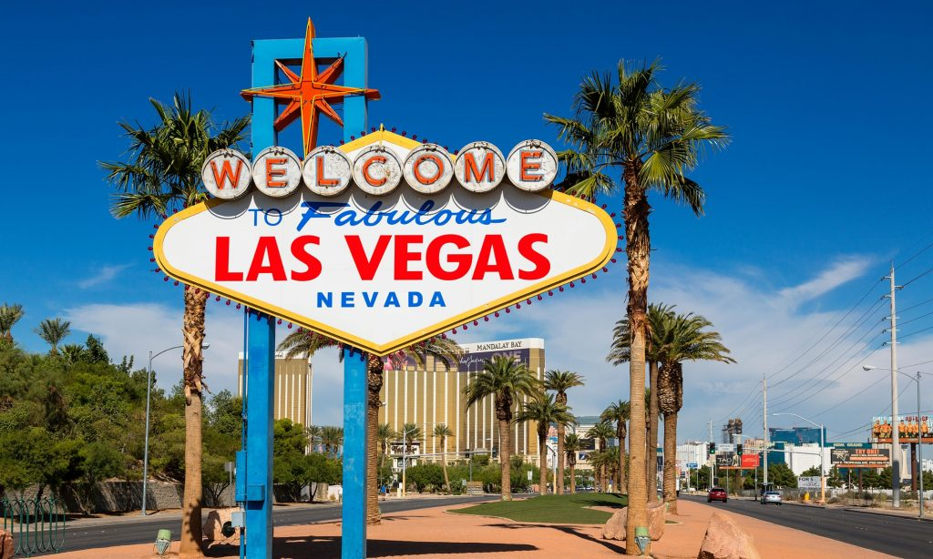 Fabulous Las Vegas (among other Nevada sites) may determine the next President.  Why aren't you there?