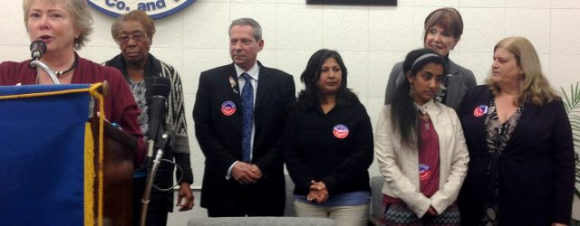 . . . The Democratic Party of Orange County had its reorganizational meeting last night, with lots of intrigue but relatively little open conflict. Fran Sdao (whose last name rhymes […]