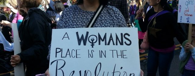 . . . Initiatives such as the Sanctuary Cities and the Women's March,in response to the Donald's rhetoric, have been characterized as hystericalby some people– withprogressives being blamed for working […]