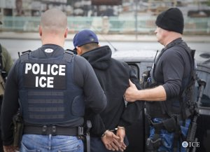 . . . The raids conducted this week by police of ICE — Immigration and Customs Enforcement — sent shivers through the immigrant community. More than 160 people were arrested […]