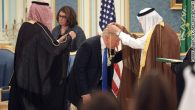 . . . News coverage of the Trumpster visit to Saudi Arabia was fantastic.  Every channel covered the splendor in the grass, the wonderfulness of the grandeur that the Saudi's […]