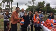 . . . So, Saturday morning, in the middle of the holy Islamic month of Ramadan, our local friendly Muslims of the Jafaria community center gave out boxes and boxes of great healthy […]