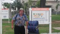 Part of the striking story of Anaheim Housing Commissioner and homeless activist Tim Houchen.