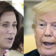 Polls show swing voters want a CHECK on Trump, not a YES-lady!