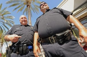 Better think twice about calling a Fullerton cop if you have a missing person situation!