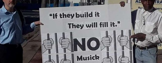"""""""If they build it, they will fill it.""""  RALLY WEDNESDAY!"""