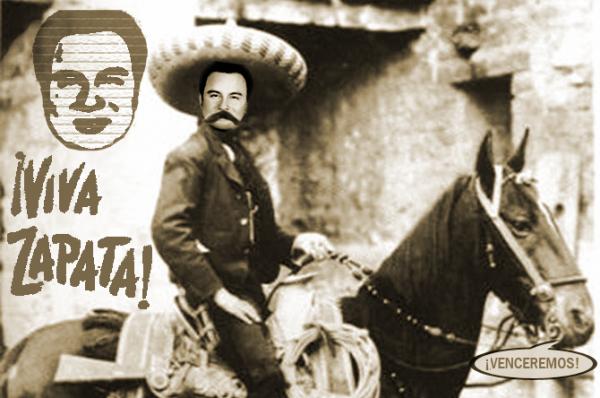 Viva Zapata in sepia!