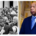 Greg honors the late John Lewis and C. T. Vivian.