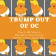 """. . . We alreadyhad a Weekend Open Thread posted, but then Trump came along and hijacked itby coming to OC to raise """"campaign"""" money for his post-election life in […]"""