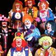 The Clown Show commences....