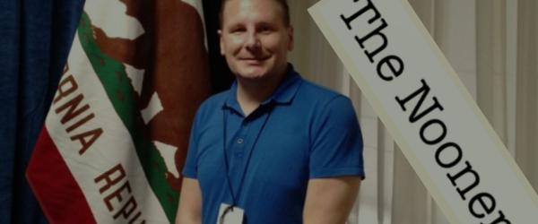 Tragic loss of an invaluable voice in California politics.